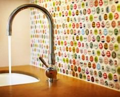 bottle-cap-backsplash
