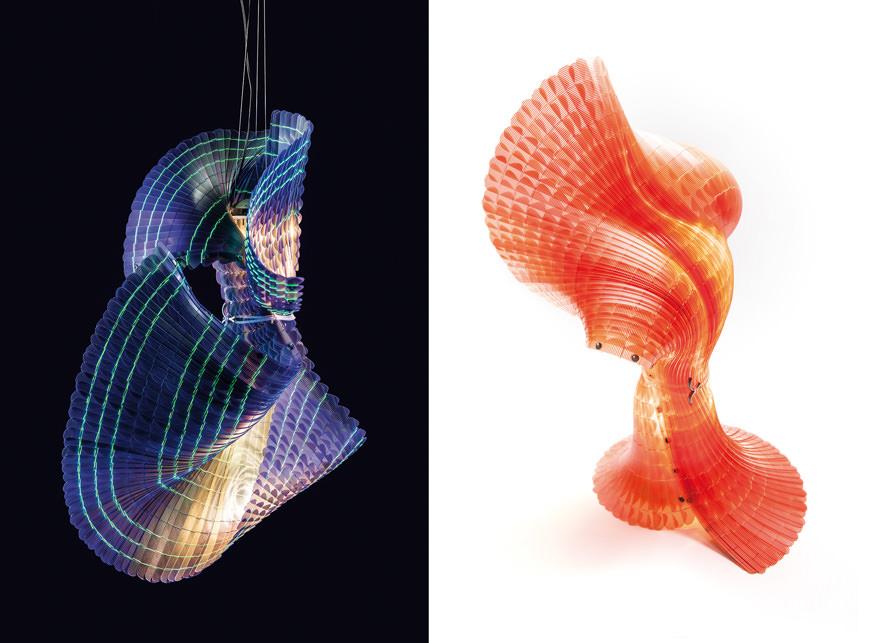 Laokoon Lamp Creative Spotting