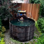 water tower 150x150 Repurposed NYC water tower in architecture interiors with urban Repurposed pool Garden