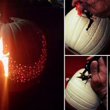 DIY: Tinker Bell Pixie Pumpkin Carving