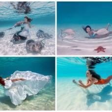 Beautiful Underwater Photos by Elena Kalis