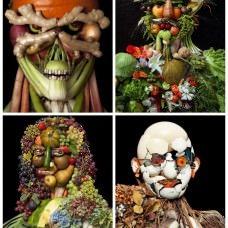 Food Art by Klaus Enrique