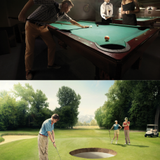 Billiards and golf made easier :)