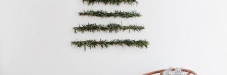 DIY: Minimalist Christmas Tree
