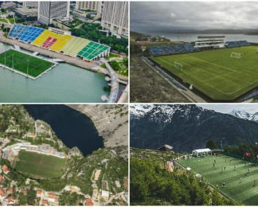 The 7 Most Original Football Stadiums in the World
