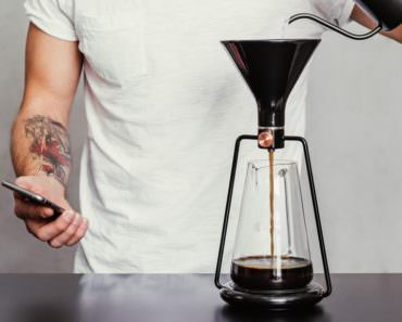 The First Smart Coffee Instrument