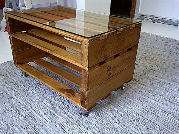 Pallet Coffee Table | Gift Ideas