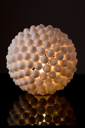 Eggshell Light Design