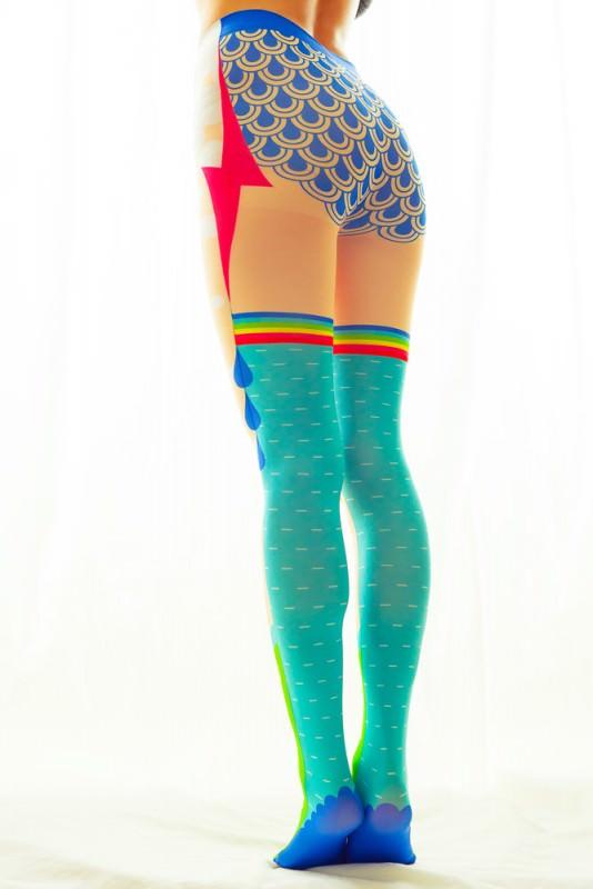 Sadako Tights Series Fashion + Trends