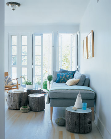 Diy: Tree Table Design DIY + Crafts