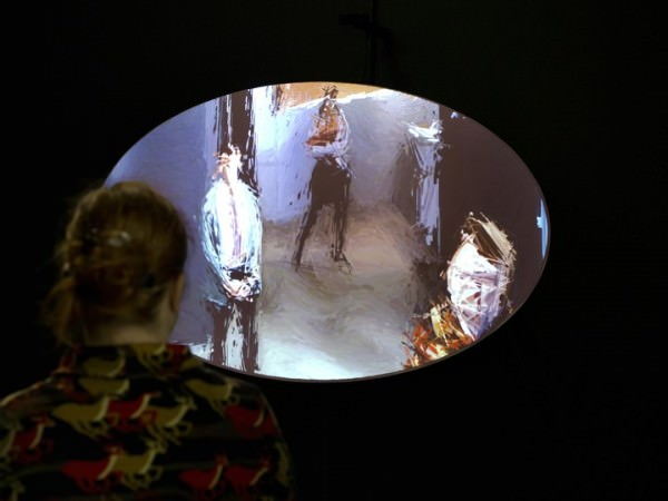 Interactive Mirrors Art + Graphics