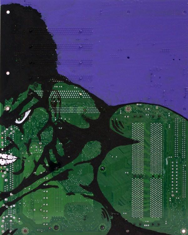 Hulk Art + Graphics Geek Universe