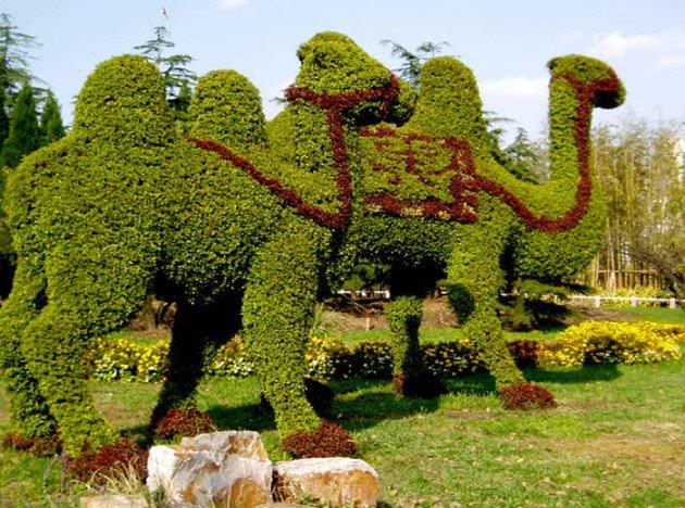 22 Marvelous Grass Sculptures Gift Ideas Creative Spotting