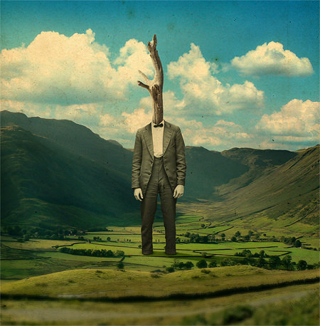 The Surreal Collages of Joseba Elorza Art + Graphics
