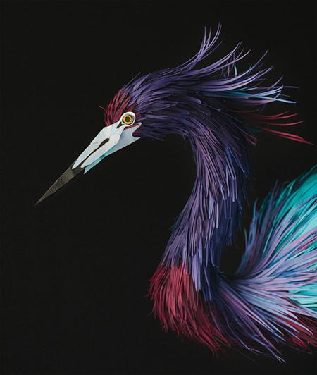 Paper Birds by Diana Beltran Herrera Art + Graphics