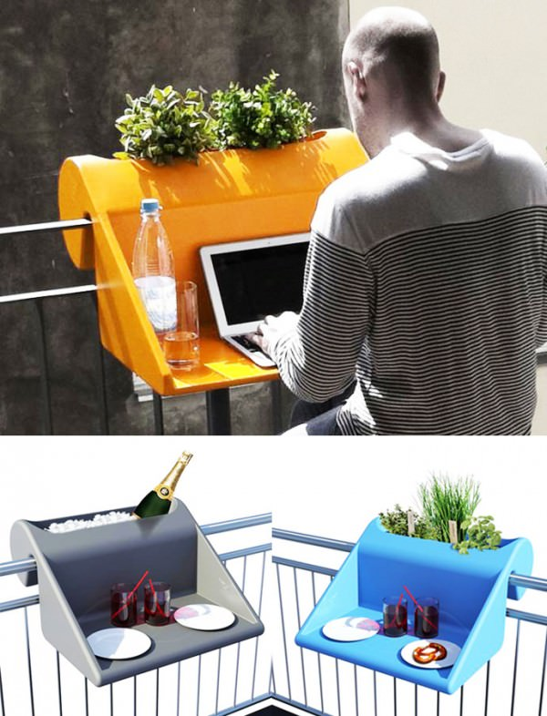 Balkonzept : Holidays on Your Balcony ! DIY + Crafts