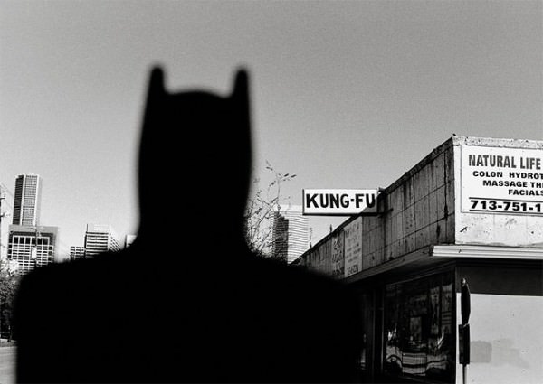 Batman's Adventures in Texas by Rémi Noël Photography
