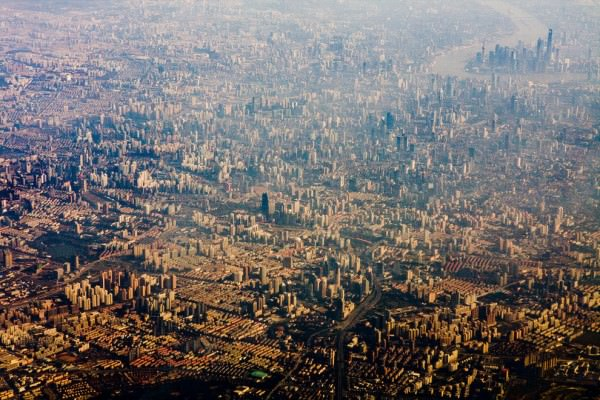 Cities From The Sky Photography