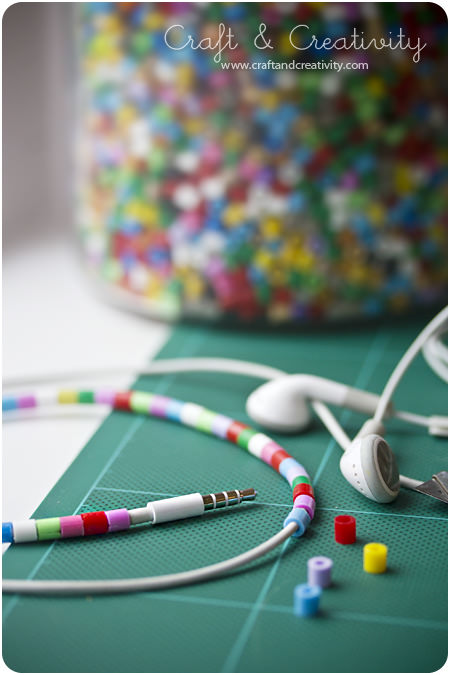 Pimped Earphones DIY + Crafts Geek Universe