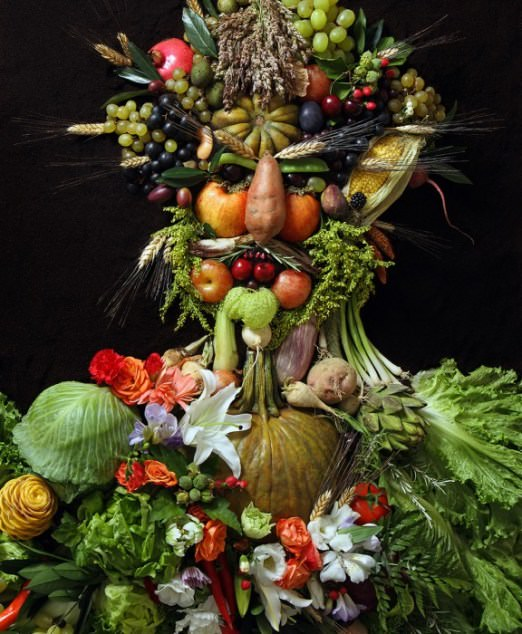 Food Art by Klaus Enrique Creative Fooding