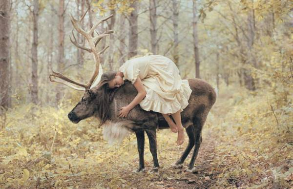 Fantasy Portraits by Katerina Plotnikova Animals + Nature Photography