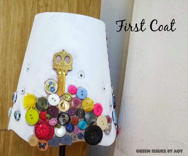 Upcycled Lamp DIY + Crafts