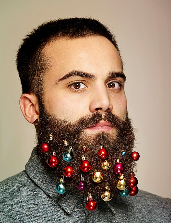 Gift for Your Bearded: The Beard Baubles Fashion + Trends