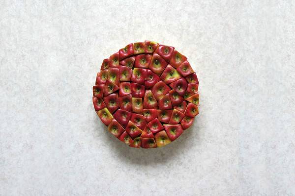 Geometric Food Art by Sakir Gökçebag Creative Fooding
