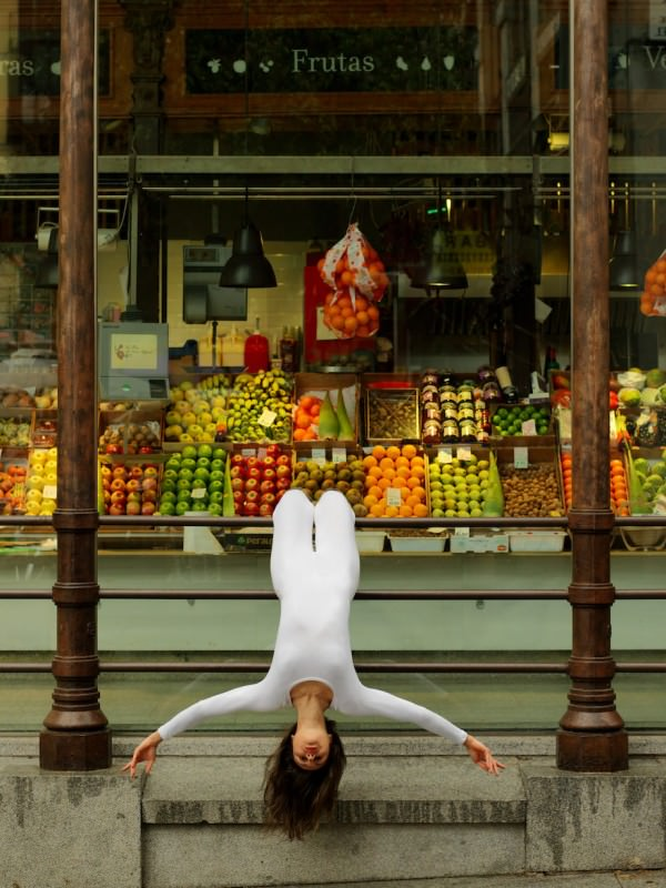 Urban Yoga by Anja Humljan Photography
