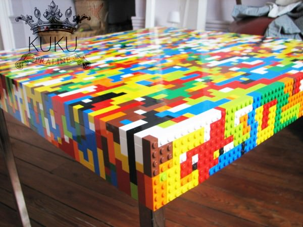 Lego Is Not Just Child S Play You Can Make Coffee Tables