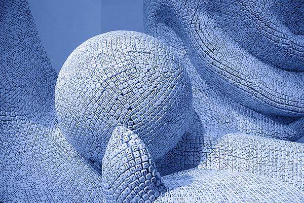Incredible Dice Sculptures by Tony Cragg Art + Graphics