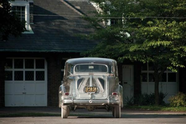 Transparent Car from Plexiglas Built by Pontiac in 1939 Design