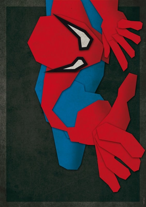 Paper Heroes Art + Graphics