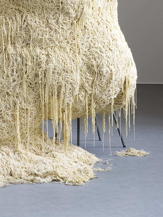 Le Solitaire The Spaghetti Monster Of Theo Mercier Art + Graphics