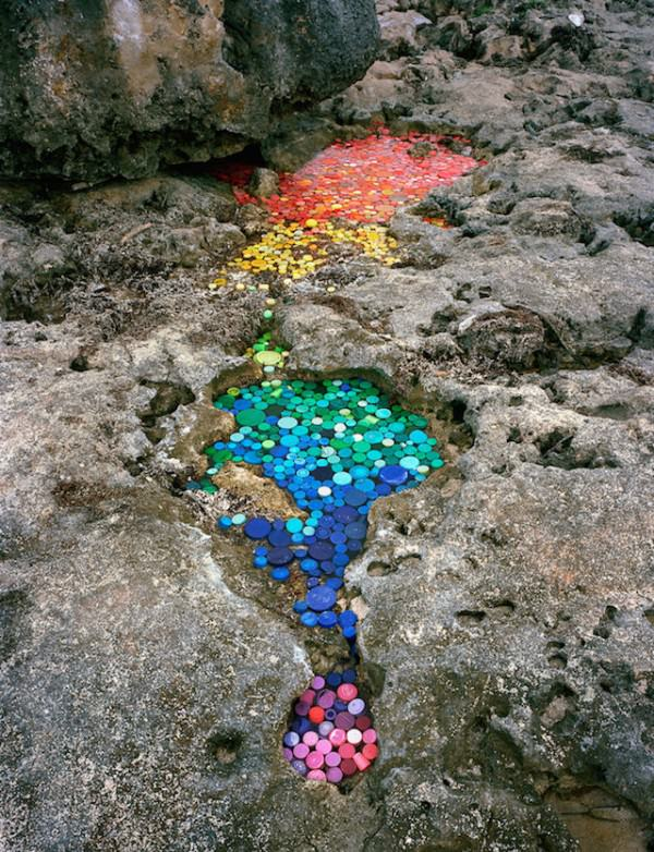 Washed Up Trash Installations By Alejandro Duran Photography Sustainability
