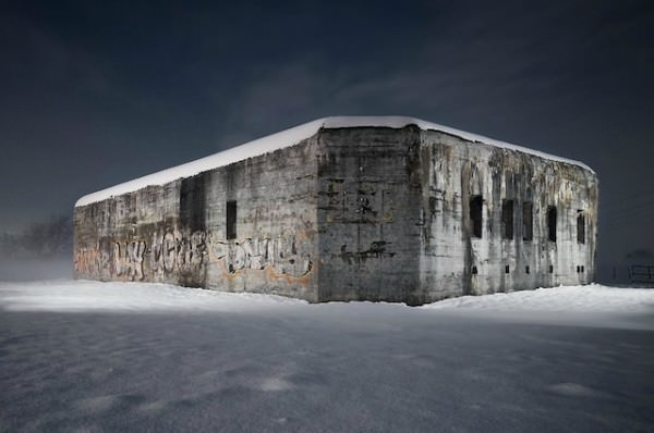 World War Ii Abandoned Bunkers Photography By Jonathan Andrews Photography
