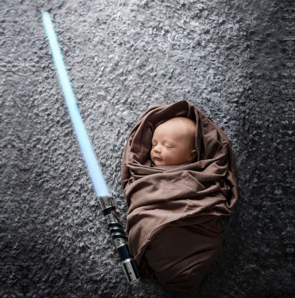 Geeky Newborns Or Nerdy Parents? Photography