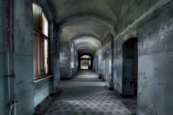 Abandoned Soviet Buildings by Rebecca Litchfield Photography