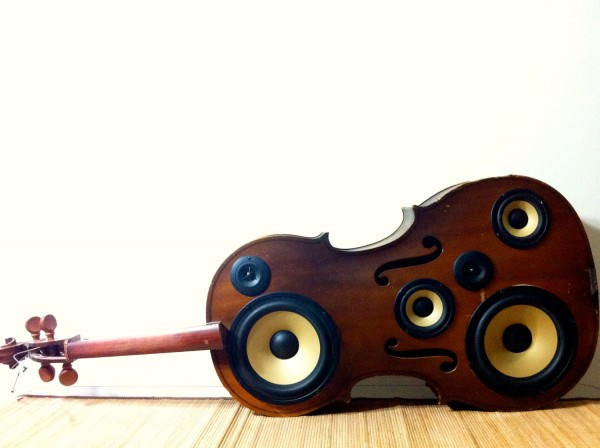 Cello Speaker Box Design