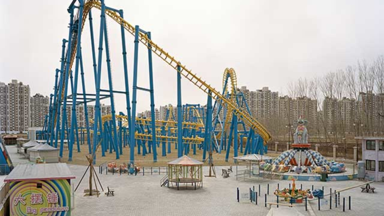 Abandoned Chinese Amusement Parks Photography Series By Stefano Cerio Gift Ideas Creative Spotting