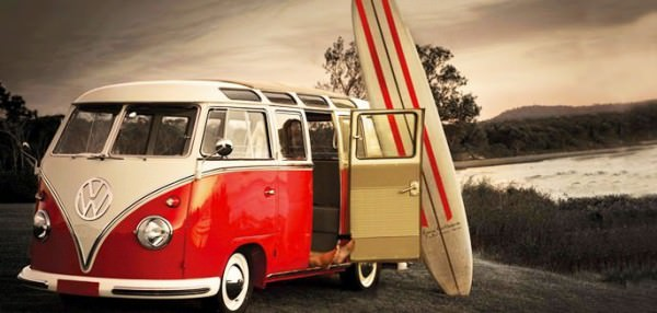 Best Of The Volkswagen Van The Symbol Of 60s Freedom