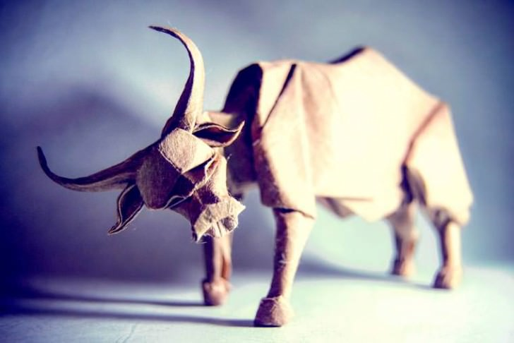 Amazing Origami Animals By Gonzalo Garcia Calvo Art + Graphics