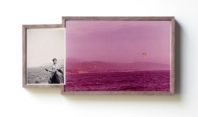 Imaginary Landscapes From Mixed Vintage Photos by J. Frede Photography