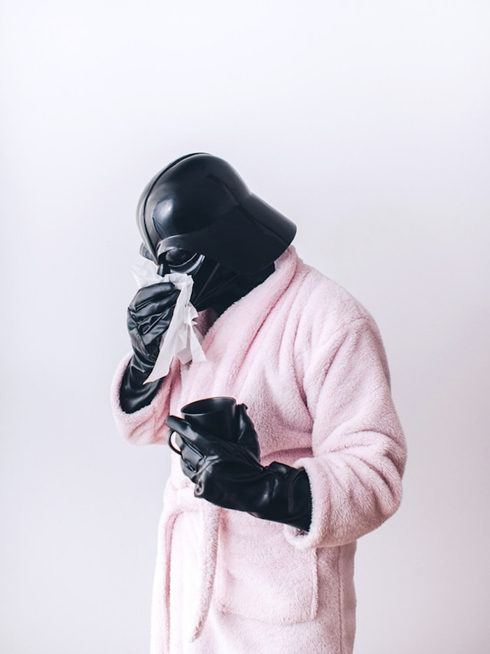 The Daily Life Of Darth Vader By Pawel Kadysz Geek Universe Photography