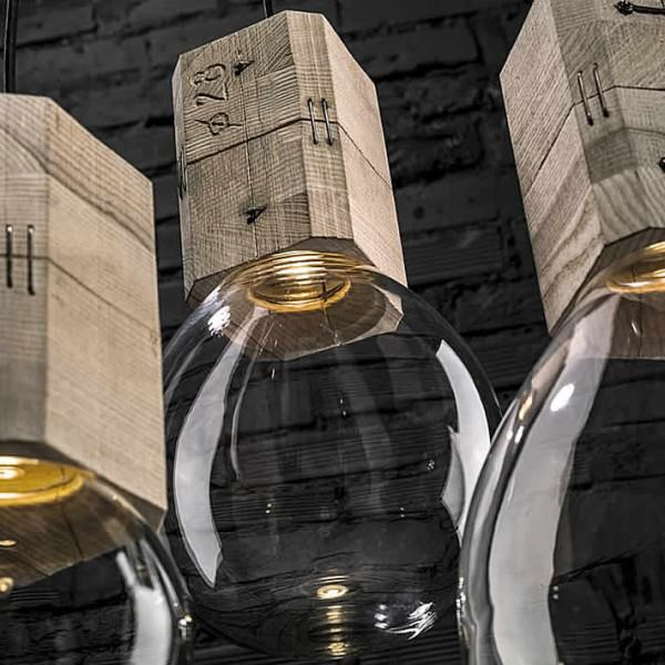 Moulds: Old & New Lamps by Jan Plecháč & Henry Wielgus Design