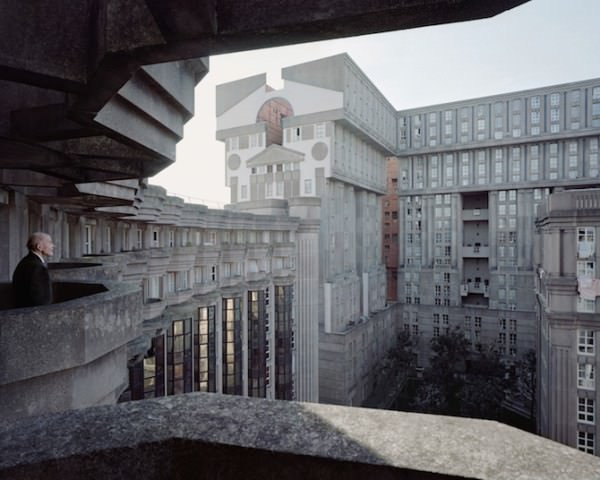 Forgotten Housing Estates In Paris By Laurent Kronental Architecture + Interiors Photography