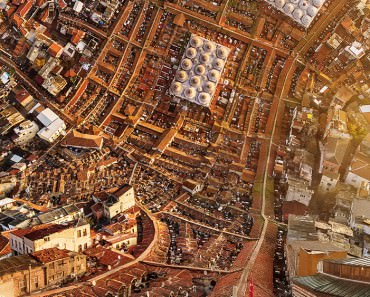 Amazing Inception-Like Images Project from Istanbul
