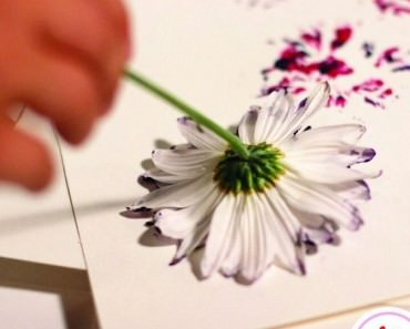 Flower Painting Pin Success Story and Tutorial