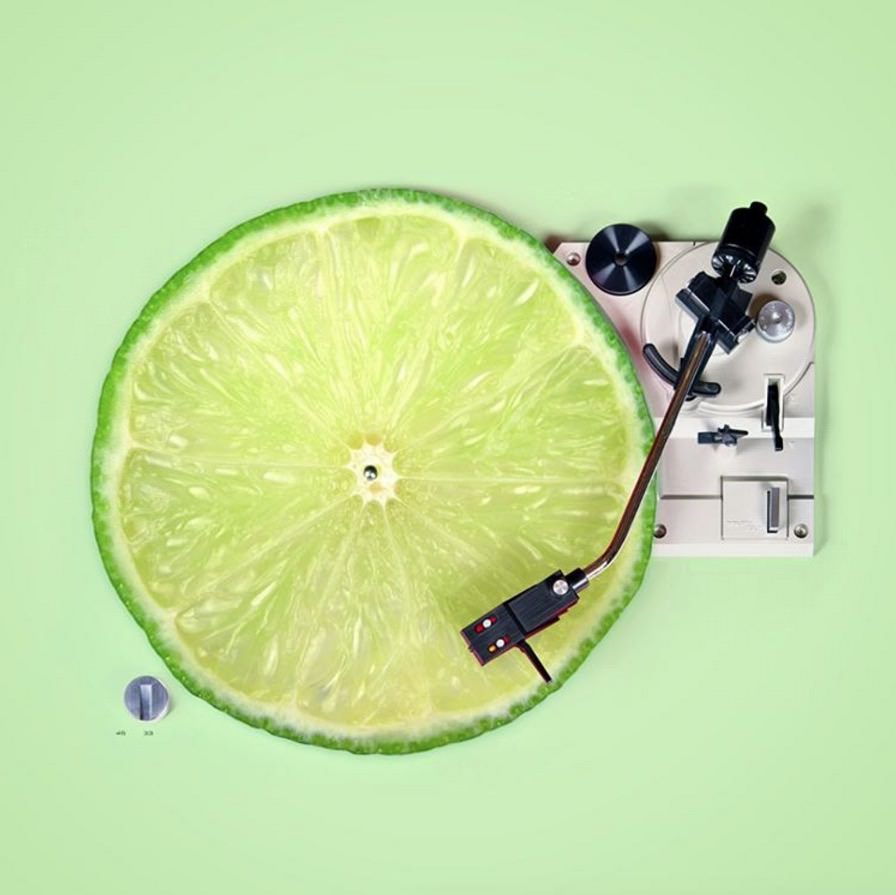 Surrealistic And Colorful Compositions Of Daily Objects By