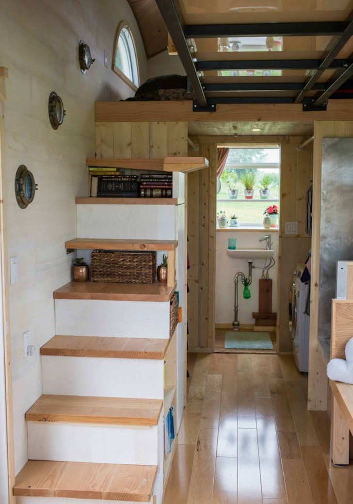 Ingenious Tiny House By rocky Mountain Tiny Houses Architecture + Interiors